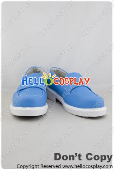 Shin Megami Tensei Devil Survivor 2 Cosplay Kuze Hibiki Shoes