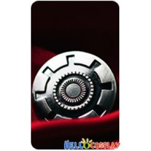 Iron Man Tony Stark Power Core Badge