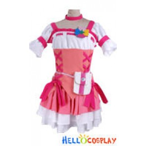 Fresh Pretty Cure Cosplay Love Momozono Costume
