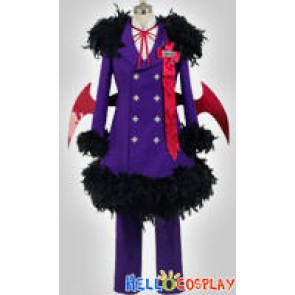 Black Butler 2 Cosplay Earl Alois Trancy Costume Dancing Dress