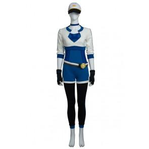 Pokemon GO Female Blue Cosplay Costume