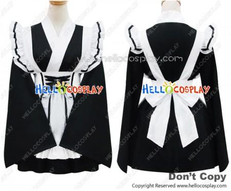 Angel Feather Cosplay Lolita Japanese Maid Dress Costume