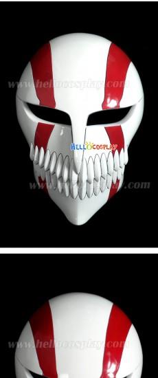 Bleach Cosplay Ichigo Kurosaki Hollow Mask Anime Version
