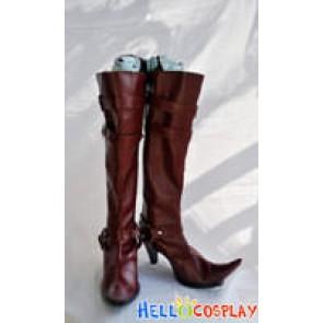 Blue Exorcist Cosplay Mephisto Pheles Boots New