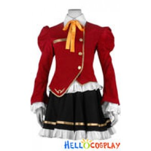 TalesWeaver Cosplay Girl Uniform