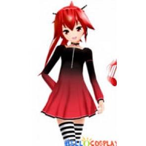 Vocaloid 3 Cosplay CUL Dress