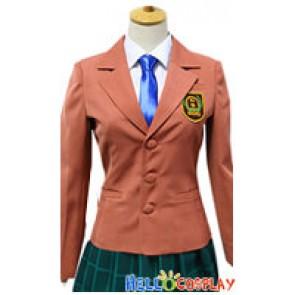 Tonari No Kaibutsu Kun Cosplay Mizutani Shizuku Girl Uniform