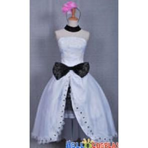 Vocaloid 2 Cosplay Meiko White Dress
