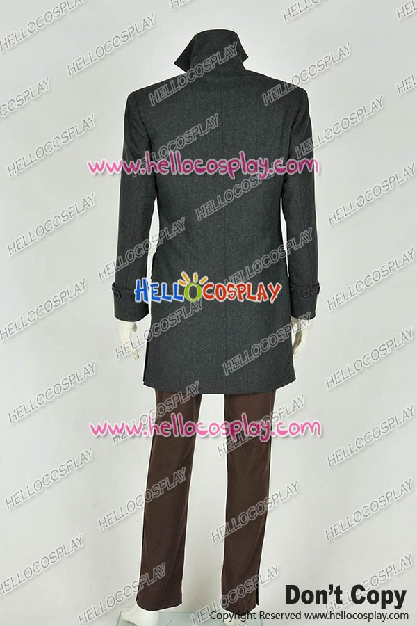 Sleepy Hollow Ichabod Crane Cosplay Costume Uniform Outfit Suit High Quality