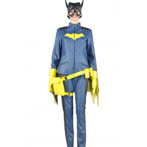 Batgirl The Darkest Reflection Barbara Gordon Cosplay Costume