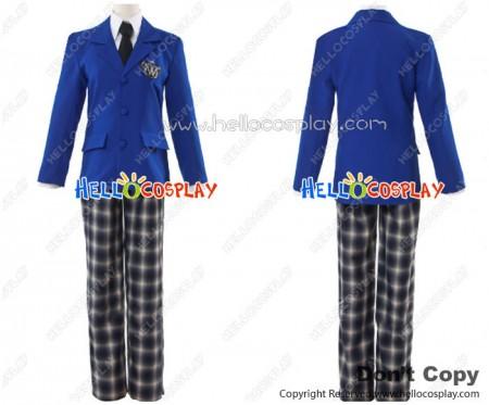 Axis Powers Hetalia APH Cosplay Gakuen School Boy Uniform Costume