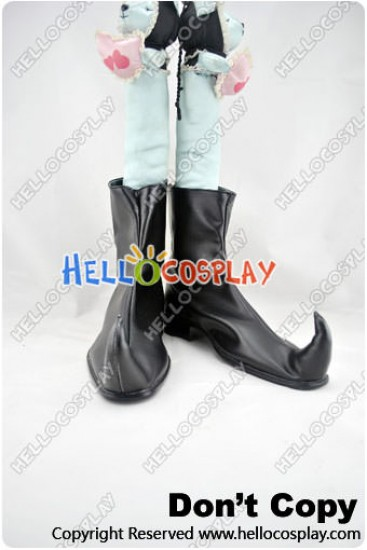 Hunter x Hunter Cosplay Hisoka Shoes Black