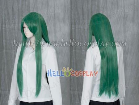 Medium Sea Green Medium Cosplay Wig