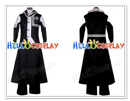 D Gray-man Allen Cosplay Costume
