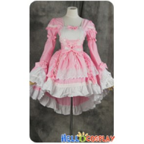 Gothic Sweet Lolita Dress Lace Cosplay Costume