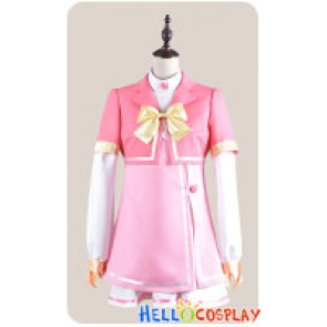 AKB0048 Cosplay Postgraduate Sonata Shinonome Costume Uniform