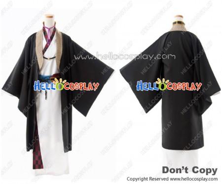 Hakuōki Hakuouki Shinsengumi Kitan Cosplay Chikage Kazama Costume Kimono