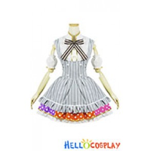 Love Live Cosplay Honoka Kousaka Maid Dress