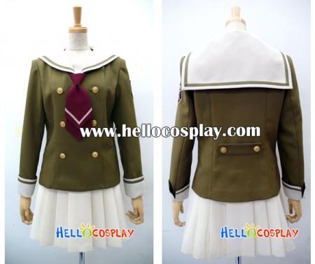 Kin'iro No Corda Cosplay General Education Girl Uniform