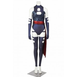 X Men Apocalypse Psylocke Cosplay Costume Uniform