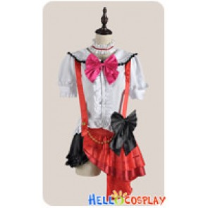 Love Live School Idol Project Field Of View Cosplay Niko Yazawa Costume