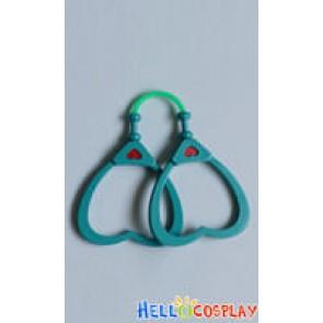 Vocaloid Cosplay Hatsune Miku Heart Shaped Handcuffs
