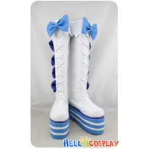 Bravely Default Flying Fairy Cosplay Shoes Praline Boots