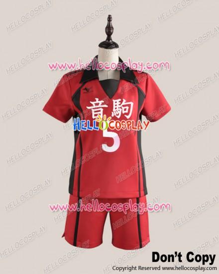 Haikyū Cosplay Volleyball Juvenile Sports No.5 Ver Uniform Costume