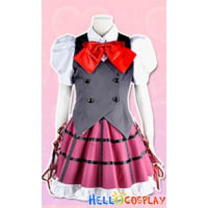 Seitokai No Ichizon Cosplay School Girl Uniform