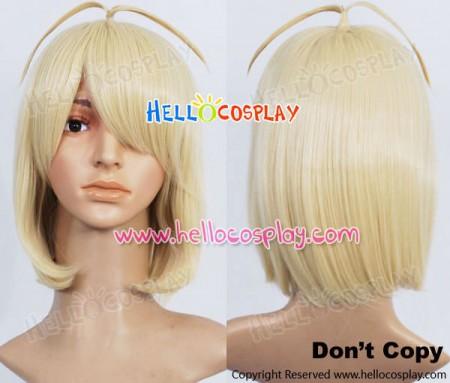 Blue Exorcist Cosplay Shiemi Moriyama Wig