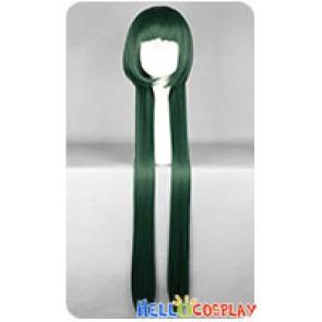Katekyo Hitman Reborn Uni Cosplay Wig Green