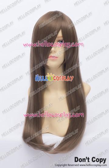Kimi Ni Todoke From Me To You Cosplay Sawako Sadako Kuronuma Wig Brown Long
