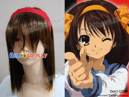 Haruhi Suzumiya Cosplay Wig