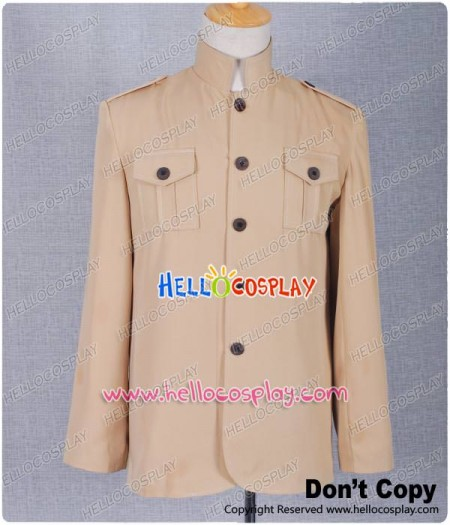 The Beatles at Shea Stadium Cosplay Costume Jacket Uniform