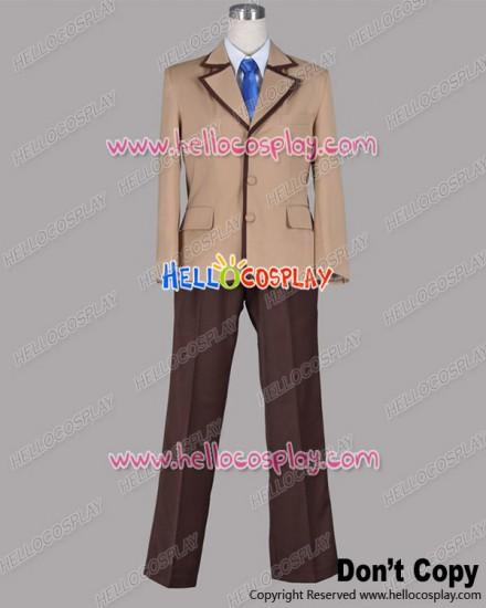 Mahōtsukai No Yoru Cosplay Soujuurou Shizuki Boy Uniform Costume