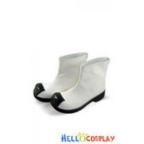 Bakemonogatari Cosplay Shoes Koyomi Araragi Short Boots