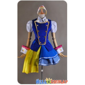 AKB0048 Season 2 Cosplay Orine Aida Costume Dress