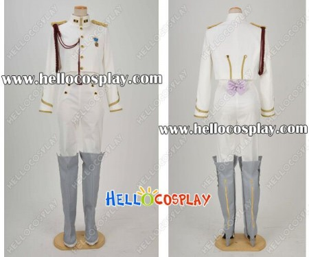 Macross Frontier The Wings of Goodbye Sheryl Nome Costume