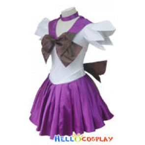 Sailor Moon Sailor Saturn Hotaru Tomoe Cosplay Costume