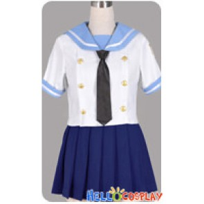 Primo Passo Kiniro No Corda 3 Cosplay Seiso Academy Costume Girl Uniform