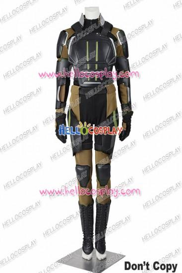 X-Men Apocalypse Raven Jean Grey Cosplay Costume