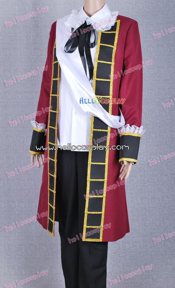 axis powers hetalia cosplay costume france traditional