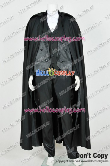 The Phantom Of The Opera Erik Cosplay Costume