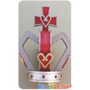 Heart No Kuni No Alice Wonderful Wonder World Cosplay Vivaldi Imperial Crown Prop