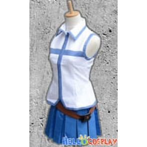 Fairy Tail Cosplay Lucy Heartphilia Costume