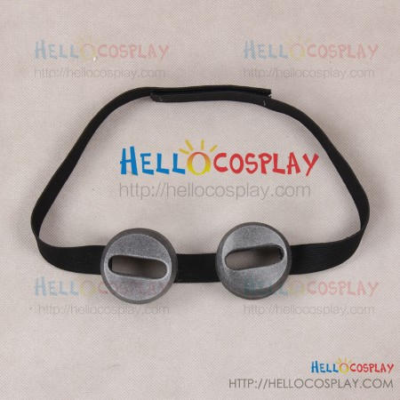 League Of Legends LOL Cosplay Assassin Goggle Prop