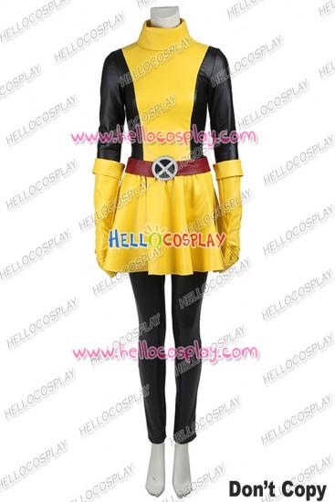 Marvel X Men Magik Cosplay Costume