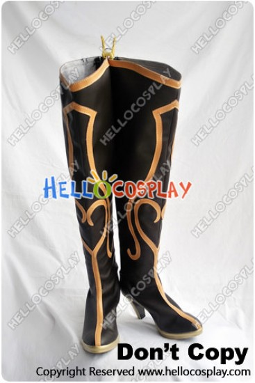 Tales Of Xillia Cosplay Ai Lai Zelutasi Boots