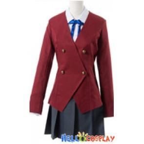 Toradora Cosplay Taiga Aisaka Minori Kushieda Girl Uniform Costume