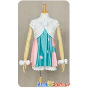 Vocaloid 2 Doubutsu Uranai Cosplay Hatsune Miku Costume